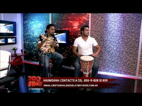 Entrevista a Haumoana