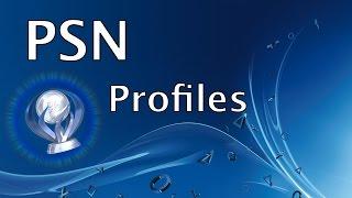 PSN Profiles : si t