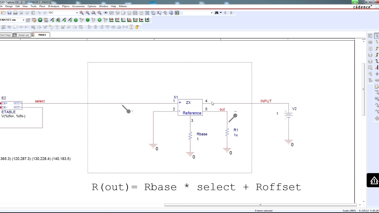 thermistor simulation with Orcad Pspice   Electronics Forum
