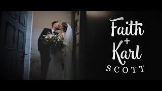 FAITH + KARL | Wedding Film - West Mill Wedding Venue (Derby)