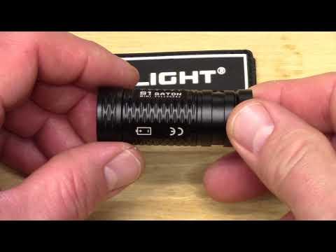 Olight S1 Mini Baton Review