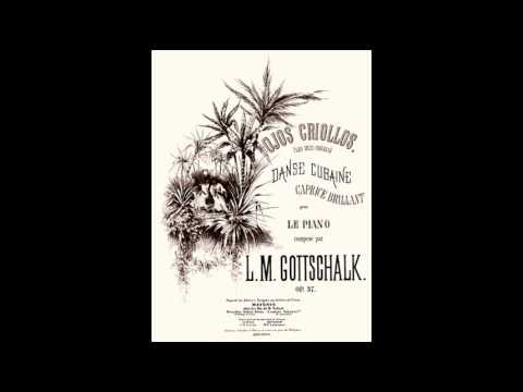 Ojos Criollos - Louis Moreau Gottschalk