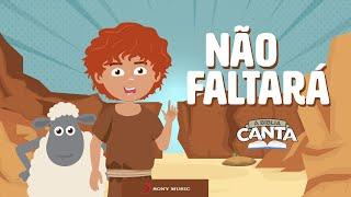 NÃO FALTARÁ - (Salmo 23)