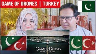 Game of Drones    Pakistani Reaction  Turkish English Subtitles