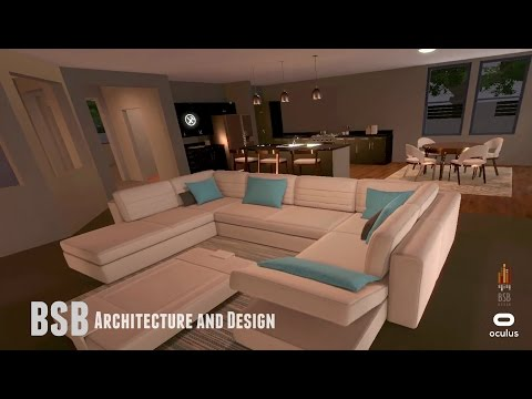 BSB Architecture and Design - The VR Experience - Oculus Rift CV1