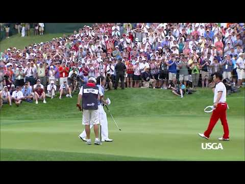2011 U.S. Open Highlights