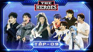 THE HEROES Tập 9 Full HD