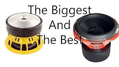 Most PowerFul Car Subwoofers of 2017