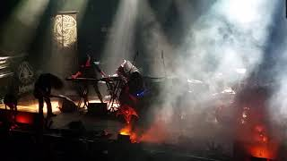 Wolves in The Throne Room - Born From the Serpent's Eye (Live in Toulouse 2019)