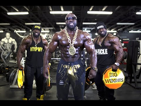Kali Muscle - BIG WEIGHTS  (MUSIC VIDEO)