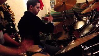 Gypsy Wally Miller & Vinny954 Playing Drums & Bongos