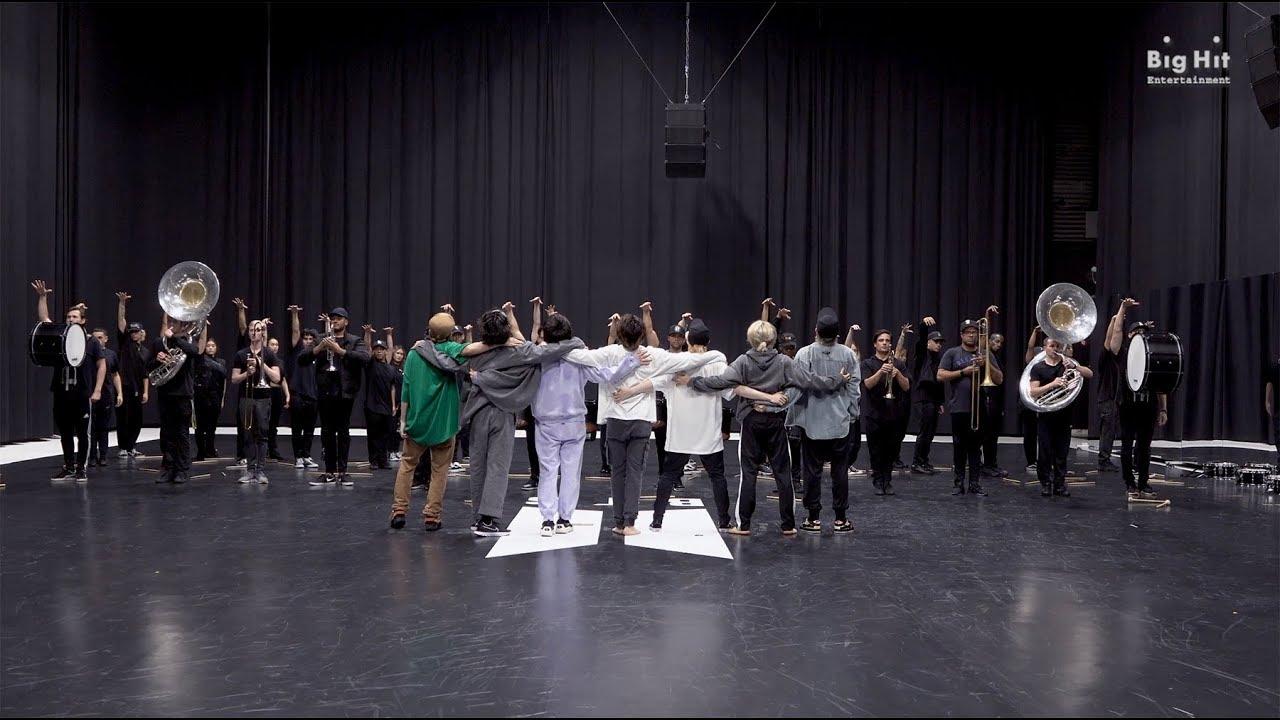 [CHOREOGRAPHY] BTS (방탄소년단) 'ON' Dance Practice\