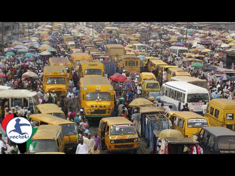 Top 10 Most Populated Countries in Africa
