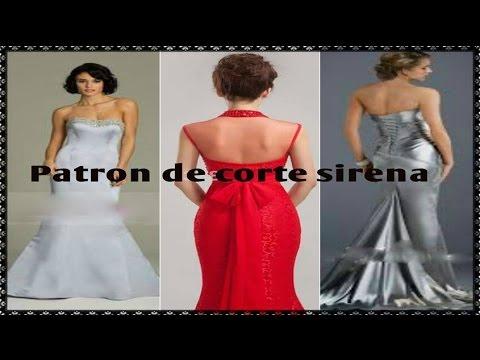 f1ccde818 Como hacer el trazo de la falda sirena