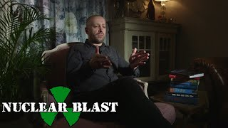 PARADISE LOST - Nick And Greg Discuss New Track 'Fall From Grace' (OFFICIAL TRAILER)
