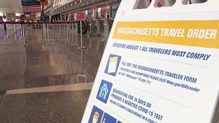 Mass. travel order mandates quarantine for COVID-19 'hot spot' visitors