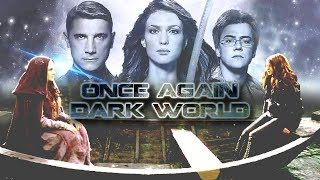 Once Again Dark World 2018 New Dubbed Movie | English Dubbed Action Movies