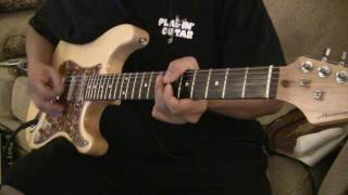 The Notations- Take It Slow - Guitar Lesson