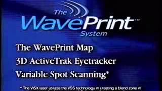 Wavefront Technology Benefits in LASIK
