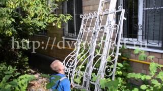 Решетки на окна Москва 01 08 14 -