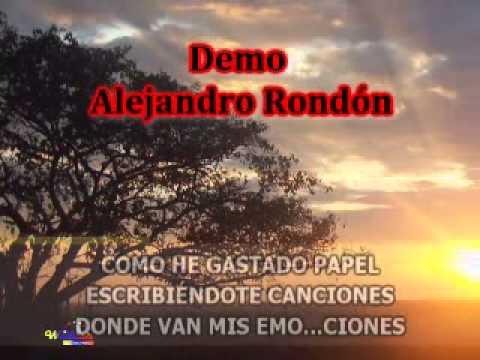 Ignacio Rondon - La Batalla del Amor (Pista Demo)