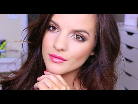 Talk Thru Tutorial: Copper Chic | Spring Makeup Tutorial