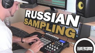 Gambar cover Beat Making: Flipping a Russian Sample on MPD32 - Dark Hip Hop Beat | TCustomz Productionz