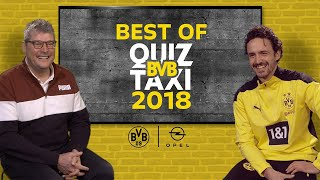 Best of BVB-Quiztaxi 2018 with Nobby Dickel & Thomas Delaney