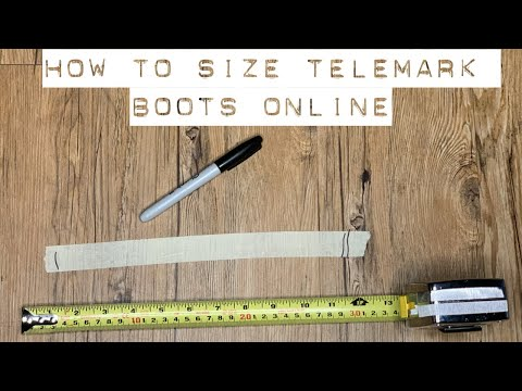 How To Size Telemark Boots Online