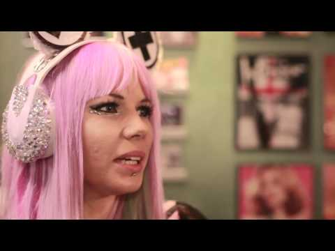 Kerli Interview With POP ON AND ON
