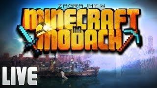 [LIVE!] Przygotowania do walki! - MINECRAFT NA MODACH!