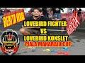 Lovebird Fighter Vs Lovebird Konslet Di Piala Maharaja Cup Lovebird Setingan Konslet  Mp3 - Mp4 Download