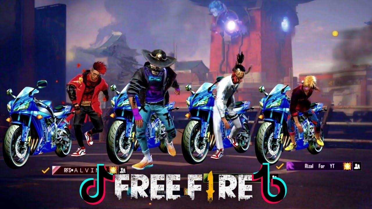 Tik Tok Free Fire (FF Tiktok ) Terkeren,Viral,Pro Player,Lucu,Terbaru