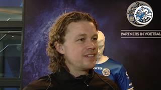 Paul Beekmans blikt vooruit op Jong AZ - FC Den Bosch