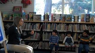 Saving Story Hour: Budget cuts force library to do more with less