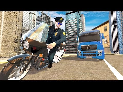 Extreme Traffic Police Bike (by Toucan Games 3D) Android Gameplay [HD]