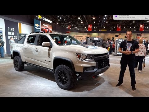 What Are The MAJOR Changes For The 2021 Chevy Colorado ZR2?