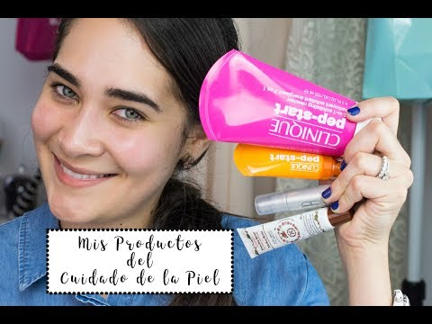 Mis Productos de Cuidado de la Piel / Carla Calvo