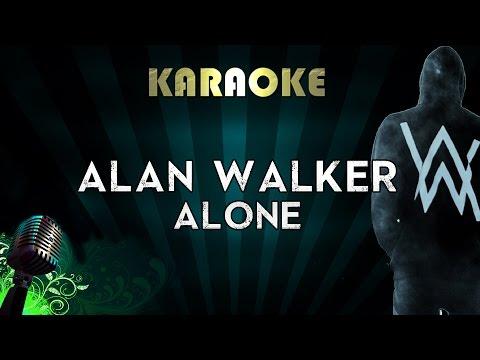 alan-walker---alone- -lower-key-karaoke-instrumental-lyrics-cover-sing-along