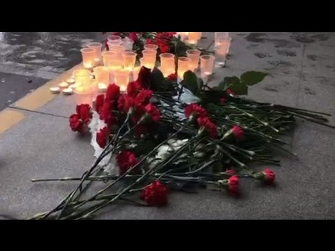 St. Petersburg Metro attack reveals MSM's 'selective victimology' – Lionel