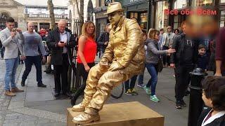 TOP 10 Living Statue | BEST STREET PERFORMERS