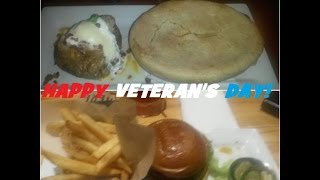 Restaurants offering free meals for Veterans Day