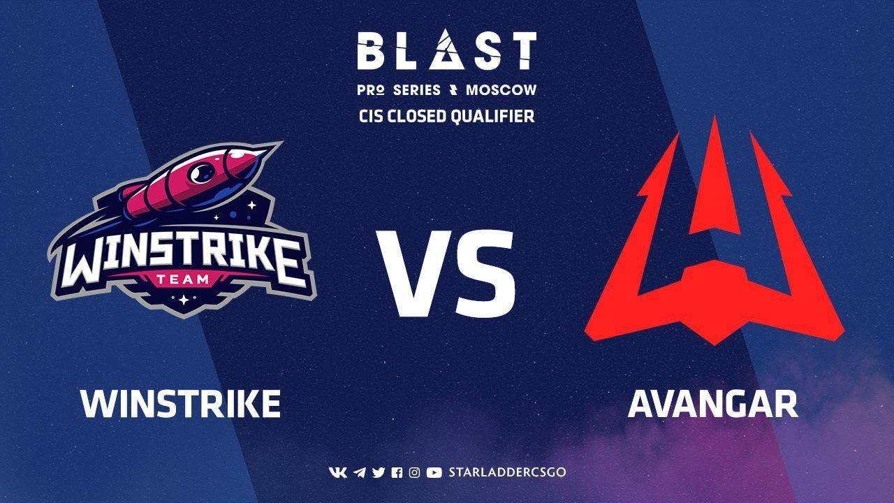 [RU] Winstrike vs AVANGAR | Map 1 – Train | BLAST Pro Series Moscow Closed Qualifier