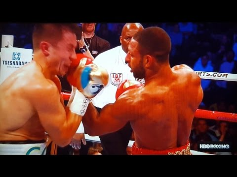 GENNADY GOLOVKIN VS KELL BROOK FULL FIGHT POST WITH DONTAES BOXING NATION
