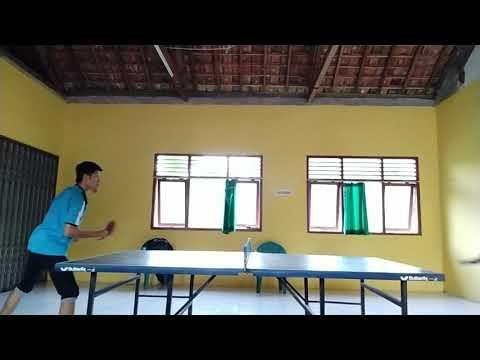 Ping Pong Amatir - Sutino VS Ali (Game 3)