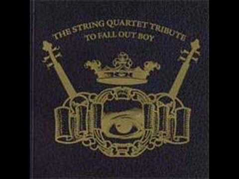 String Quartet Tribute To Fall Out Boy-Where Is Your Boy?