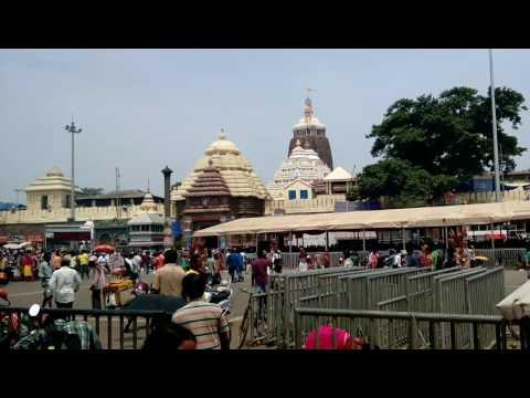 Shree Jagannath Temple ,Puri ,Odisha ,India is a Holy Place of Hindu