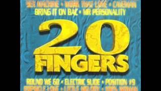 20 FINGERS - cave man
