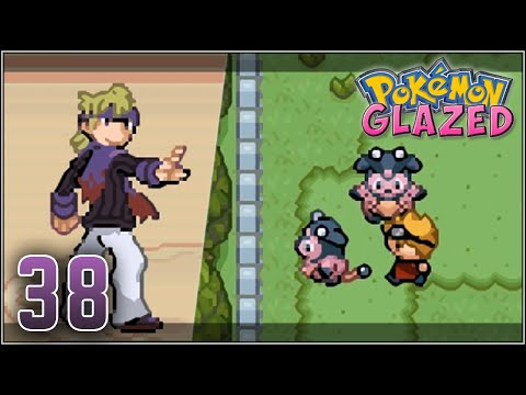 Pokémon Glazed Capítulo 38 - Vs 10mo Líder Morty / Rodando Con Miltank :)