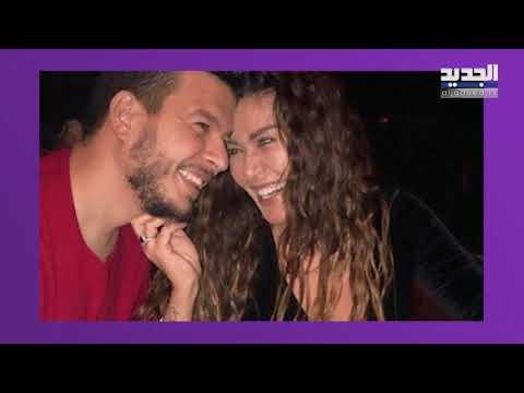 نادين الراسي تكشف تفاصيل زفافها من مجد دعبول الذي يصغرها بـ 6 سنوات!! ماذا حصل مع ولديها حتى بكت؟